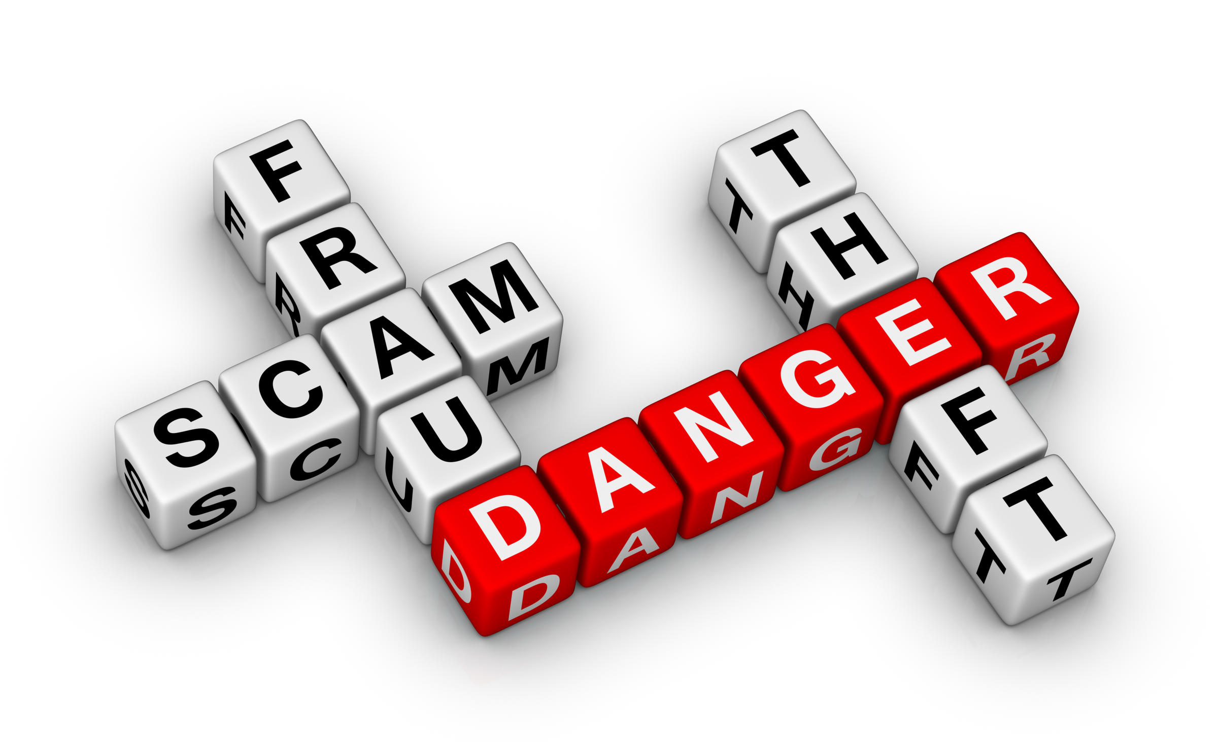 Fighting scams and non paying clients: It begins with… you!