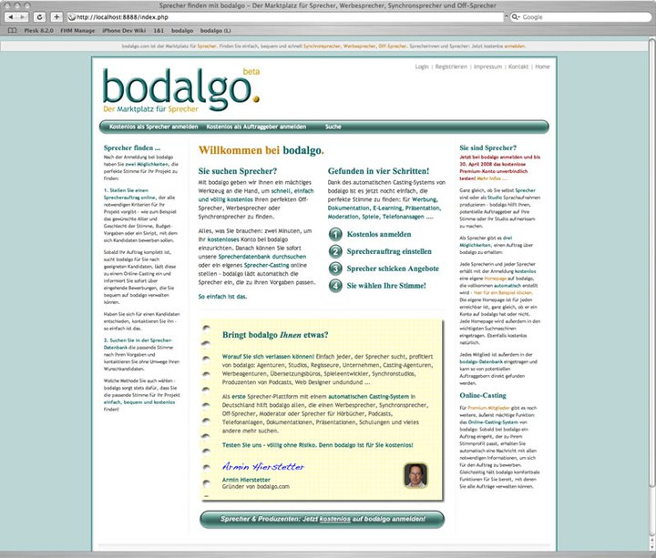 What the heck does bodalgo mean?